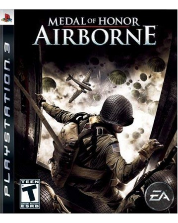 Medal Of Honor Airborne Ps3 NAUDOTAS