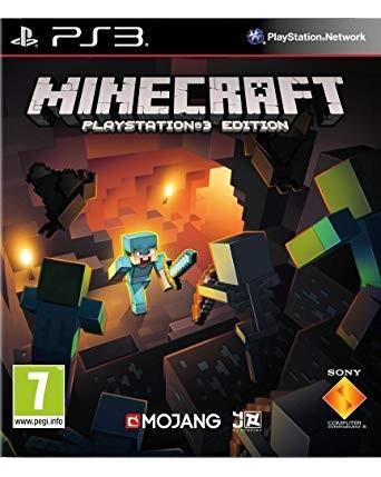 Minecraft Ps3 NAUDOTAS