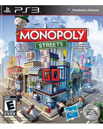 Monopoly streets ps3 naudotas