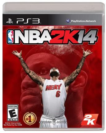 NBA 2K14 Ps3 NAUDOTAS