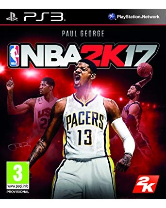 NBA 2K17 Ps3 NAUDOTAS