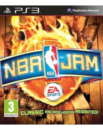 NBA Jam Ps3 NAUDOTAS