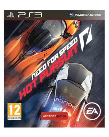 Need For Speed Hot Pursuit Ps3 NAUDOTAS