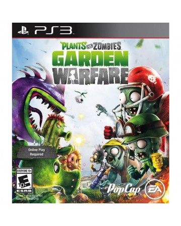 Plants Vs Zombies Garden Warfare ps3 naudotas
