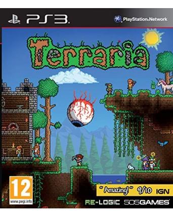Terraria Ps3 NAUDOTAS