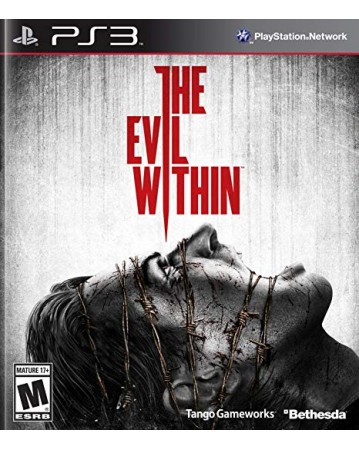 The Evil Within Ps3 NAUDOTAS