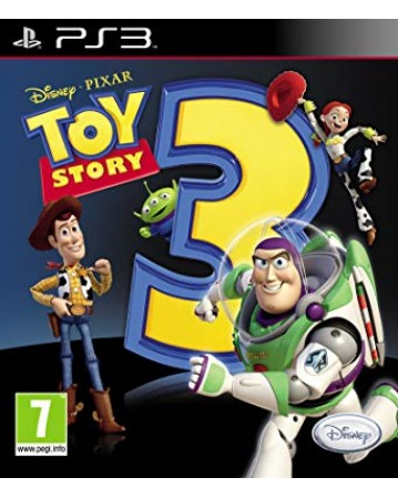 Toy Story 3 Ps3 NAUDOTAS