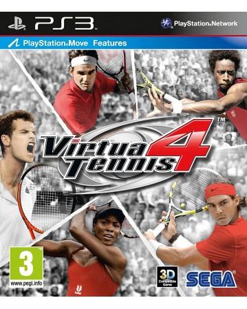 Virtua Tennis 4 Ps3 NAUDOTAS