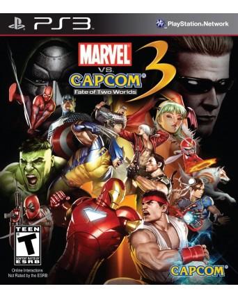 marvel vs capcom 3 fate of two worlds ps3 NAUDOTAS