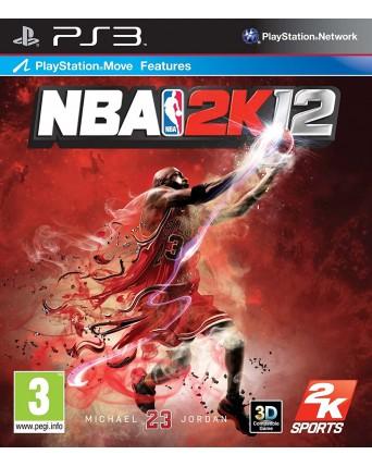 NBA 2K12 PS3 NAUDOTAS
