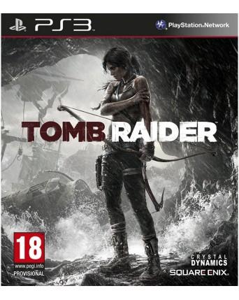 Tomb Raider PS3 NAUDOTAS