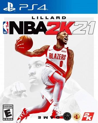 NBA 2K21 Ps4 NAUJAS