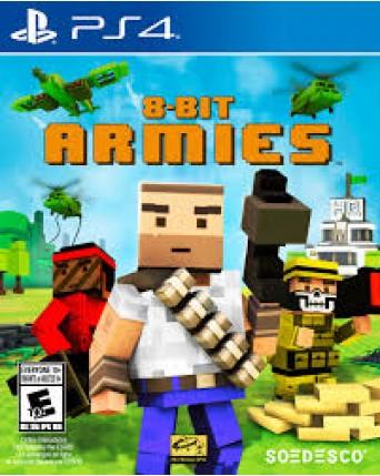 8 Bit Armies Ps4 NAUJAS