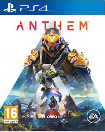 Anthem Ps4 NAUDOTAS