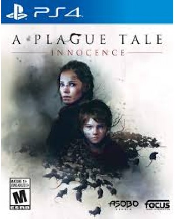 A Plague Tale Innocence Ps4 NAUJAS