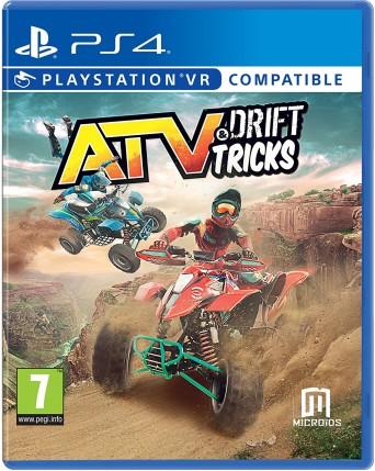 atv drift and tricks ps VR PS4 NAUJAS