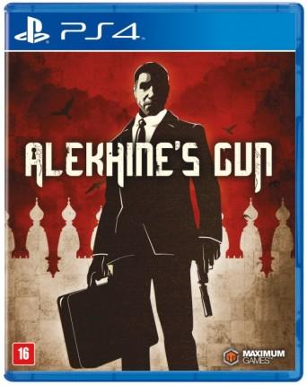 Alekhine's Gun Ps4 NAUDOTAS