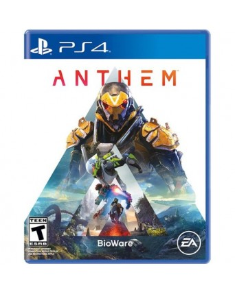 Anthem Ps4 NAUDOTAS