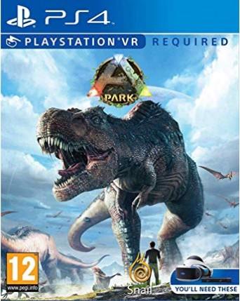 Ark Park PS VR NAUJAS