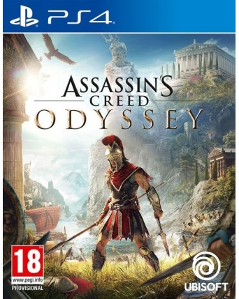 Assassins Creed Odysey Ps4 NAUDOTAS