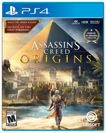 Assassins Creed Origins  Ps4 NAUDOTAS