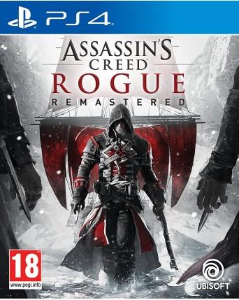 Assassins Creed Rogue Remastered Ps4 NAUJAS