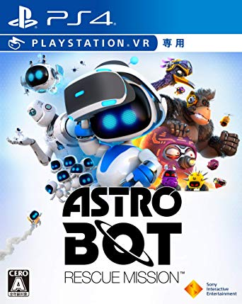 Astro Bot Ps4 PS VR naudotas