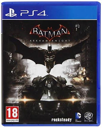 Batman Arkham Knight Ps4 NAUDOTAS