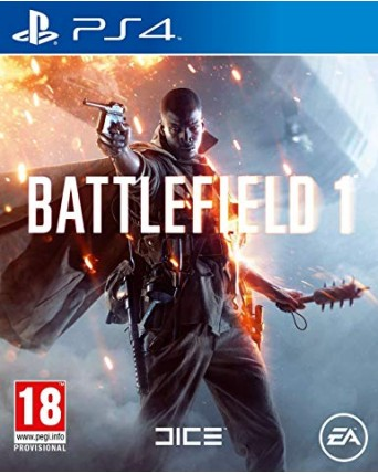 Battlefield 1 Ps4 NAUDOTAS