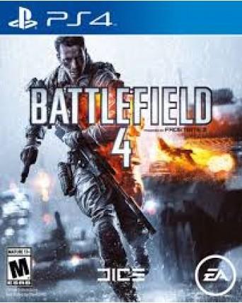 Battlefield 4 Ps4 NAUDOTAS