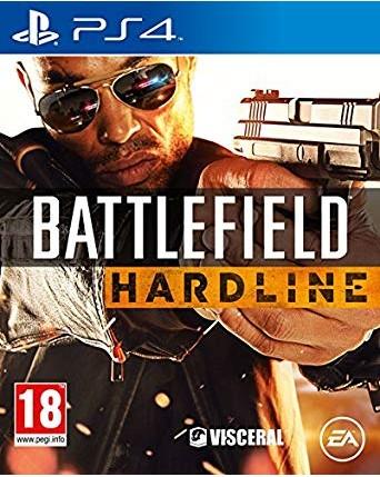 Battlefield Hardline Ps4 NAUDOTAS