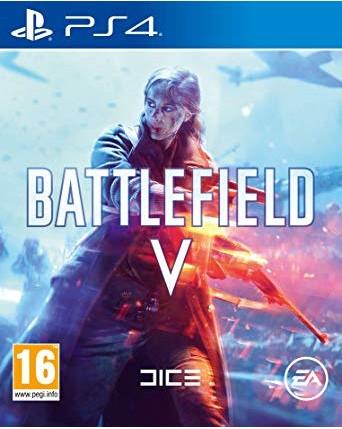 Battlefield V Ps4 NAUDOTAS