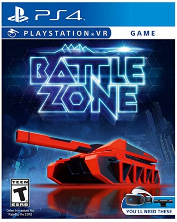 Battlezone PS VR NAUJAS