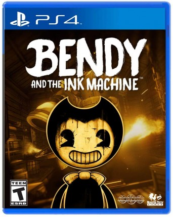 Bendy And The Ink Machine Ps4 NAUJAS