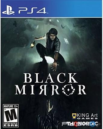 Black Mirror Ps4 NAUDOTAS