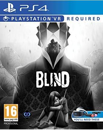 Blind Ps4 VR NAUJAS