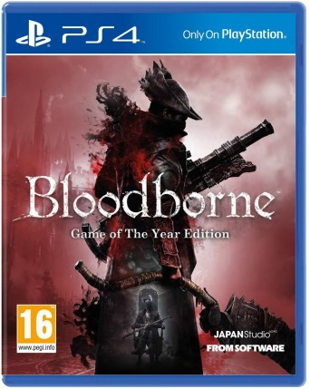 Bloodborne Game Of The Year Edition Ps4 NAUDOTAS
