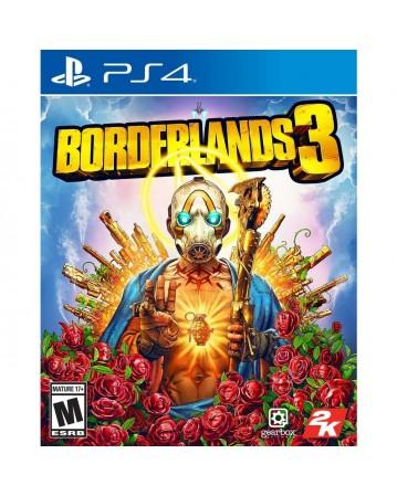Borderlands 3 Standard Edition + Pre-order bonus Ps4 NAUJAS IŠLEIDIMAS 09.13