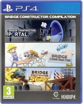 Bridge Constructor Compilation Ps4 NAUJAS