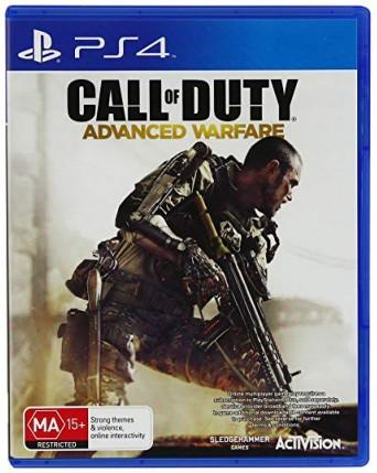 Call Of Duty Advanced Warfare Ps4 NAUDOTAS