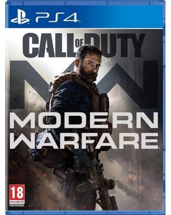 Call Of Duty Modern Warfare Ps4 NAUJAS IŠLEIDIMAS 10.25