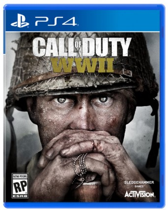 Call Of Duty WWII Ps4 NAUJAS