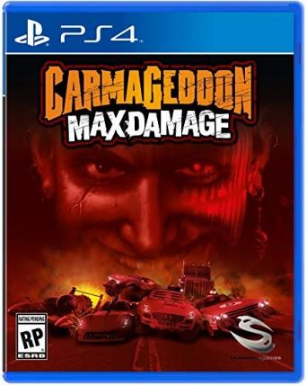 Carmagedon Max Damage Ps4 NAUDOTAS