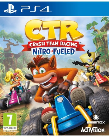 Crash Team Racing Nitro Fueled Ps4 IŠLEIDIMAS 06.21