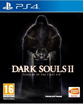 Dark Souls II: Scholar of the First Sin Ps4 NAUDOTAS