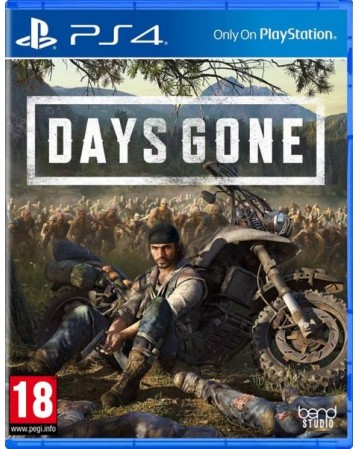 Days Gone Ps4 IŠLEIDIMAS 04.26
