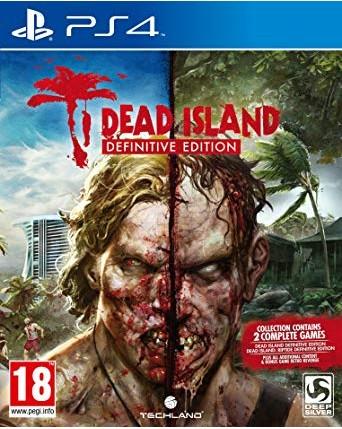 Dead Island Ps4 NAUJAS