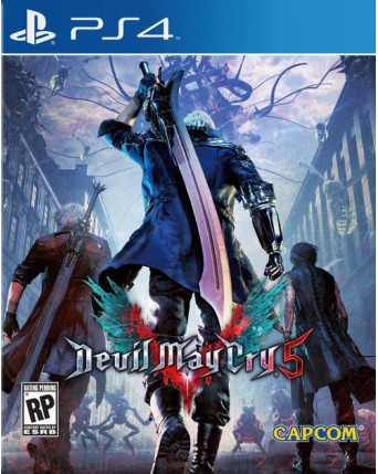 Devil May Cry 5 Ps4 NAUJAS