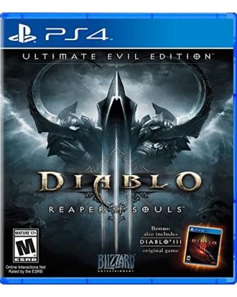 Diablo III Reaper Of Souls Ps4 NAUDOTAS