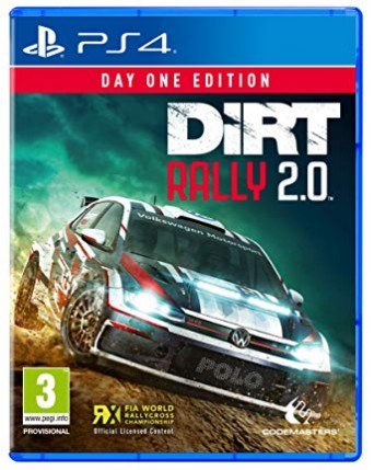 Dirt Rally 2.0 Day One Edition Ps4 NAUJAS